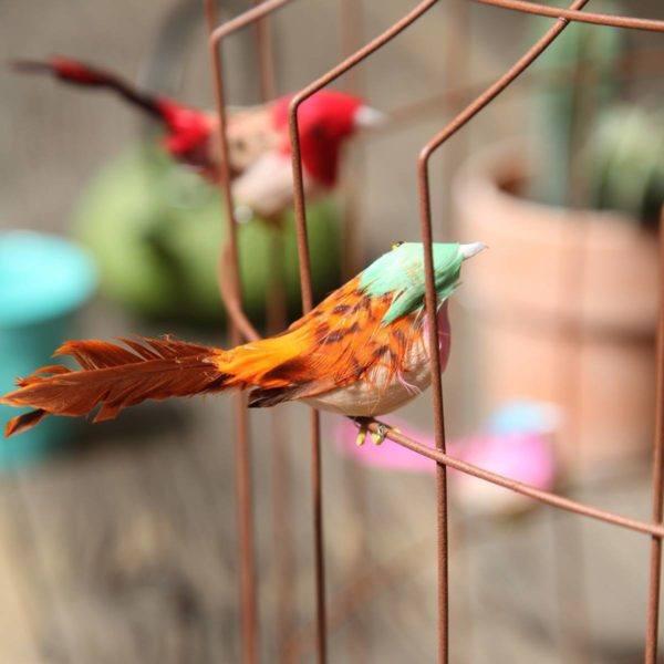 Hängelampe mit Vögeln Esszimmer