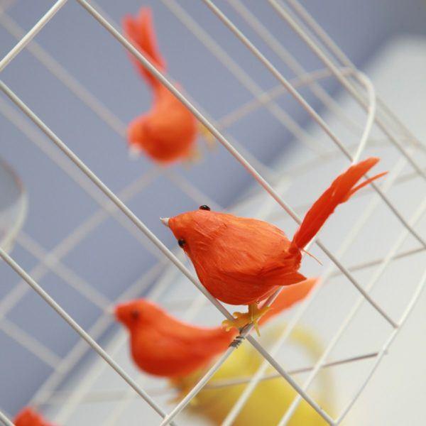 Pendelleuchte Vögeln Esstisch
