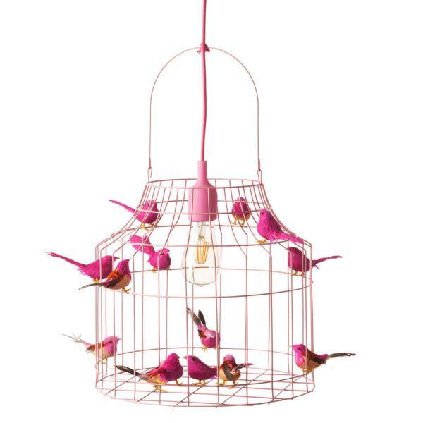 deckenlampe-kinderzimmer-rosa-Mädchen-