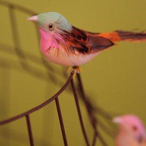 Kinderlampe Vögelchen