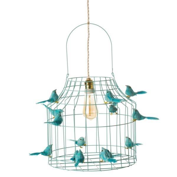 deckenlampe kinderzimmer turquoise