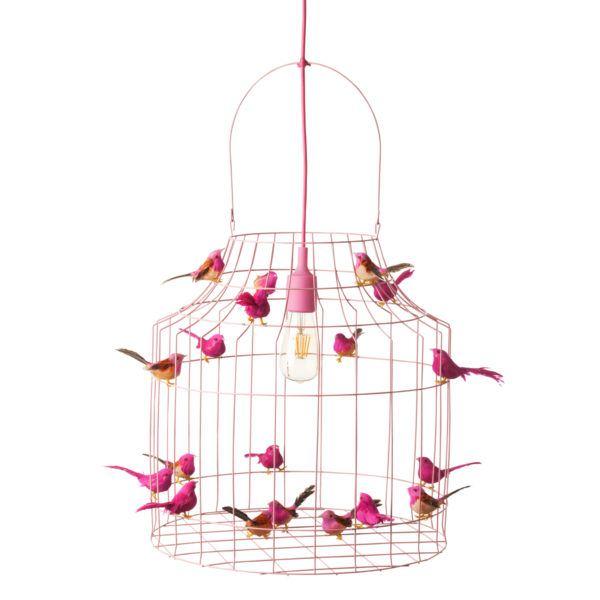 deckenlampe-kinderzimmer-rosa